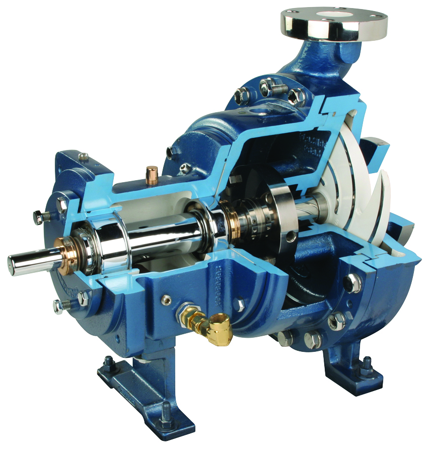 Peerless Pump 8196 Heavy Duty Process Pump