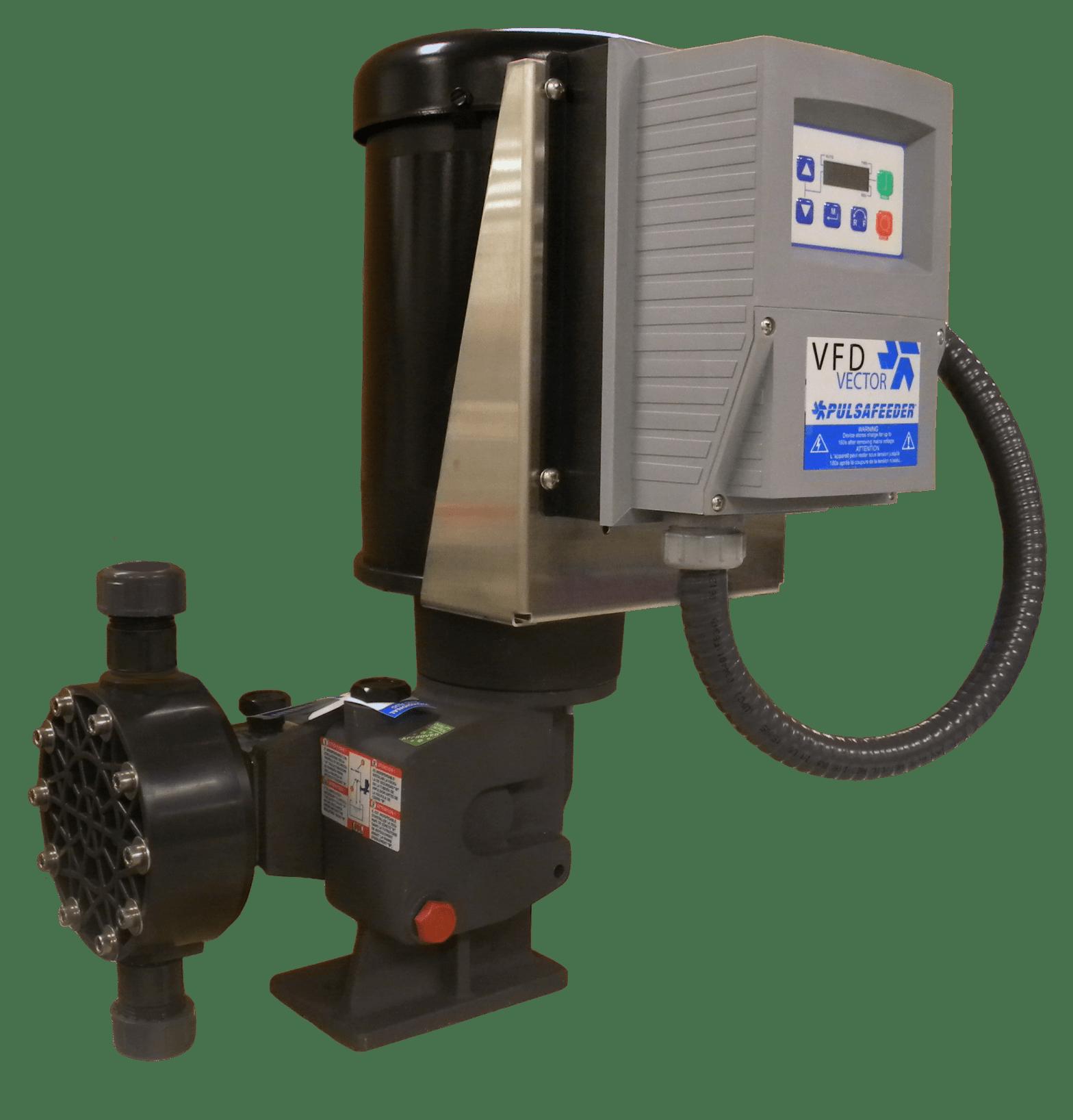 BLACKLINE MD Series Diaphragm Metering Pumps