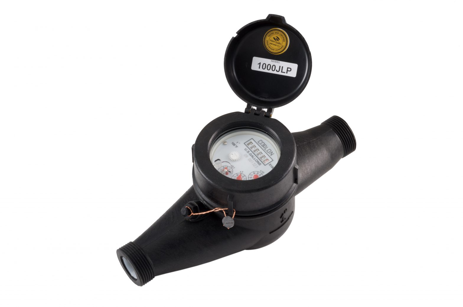 Carlon JLP Series Plastic Water Meters