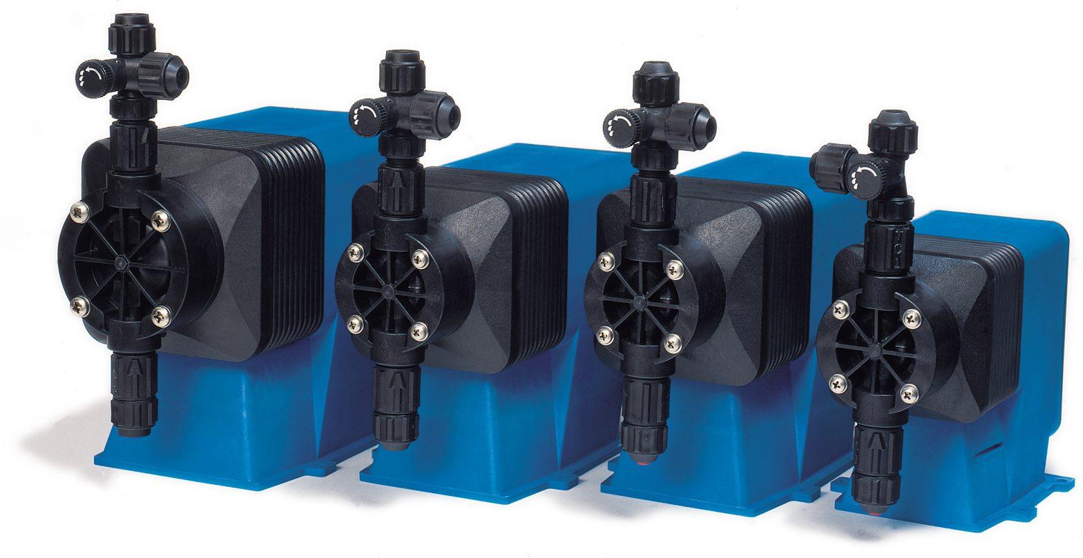 Pulsatron Series HV Electronic Metering Pumps