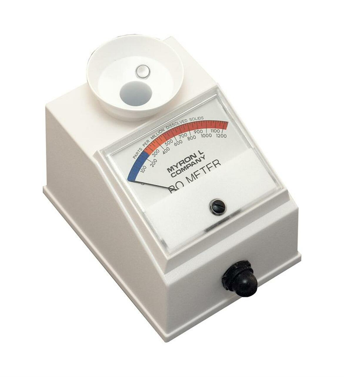 Reverse Osmosis: RO Meters from Myron L Company