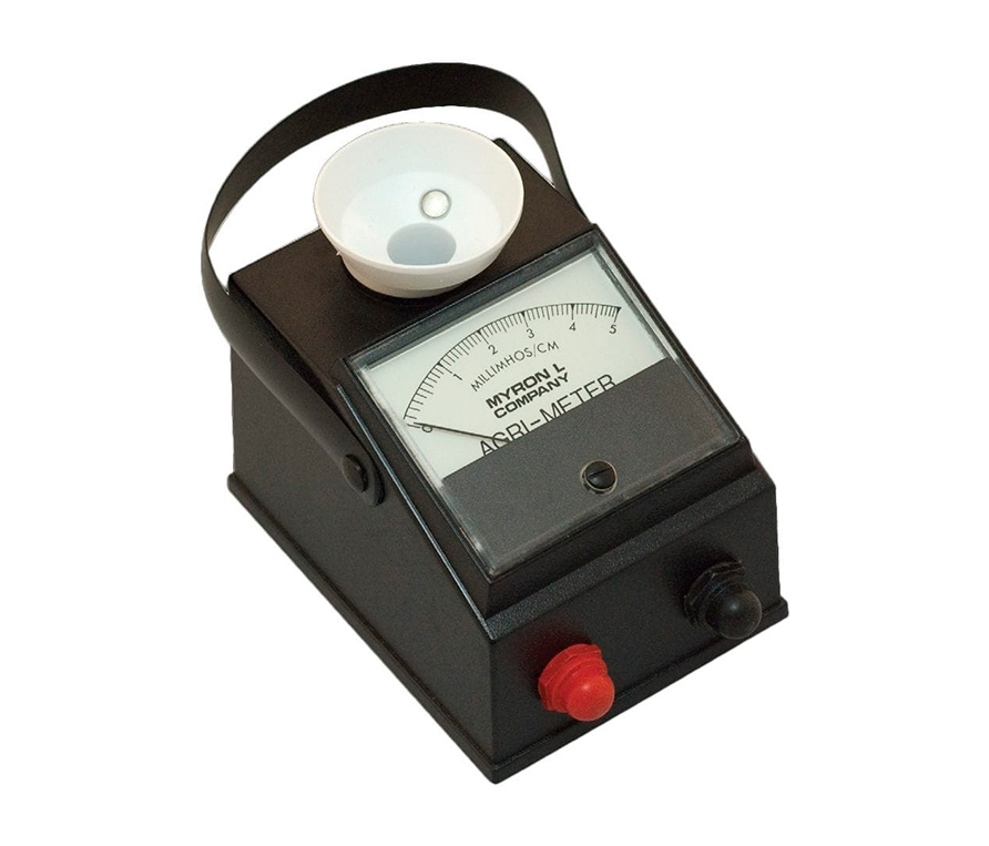 Agri-Meter Agricultural Meters – pH, Salinity, Alkalinity Testing Instruments From Myron L Company