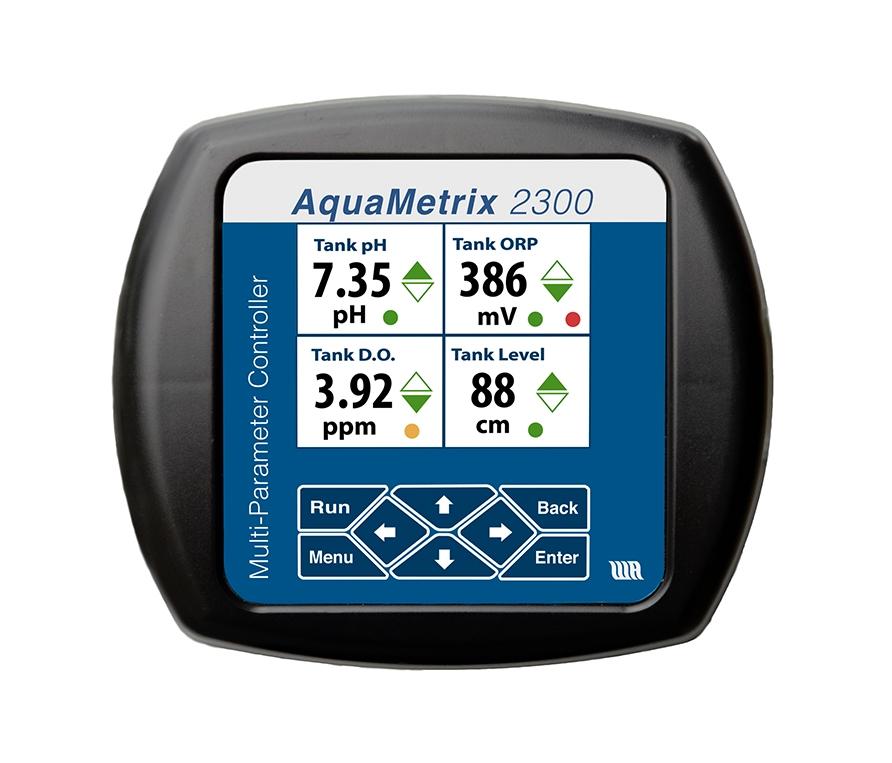 Multi-Input Controller Model 2300 From Aquametrix