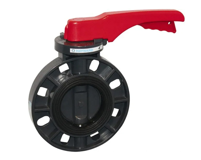 Plastic Butterfly Valves from Hayward