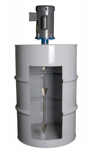 Drum Mixers BH/BA/BP/BPA Series from Cleveland