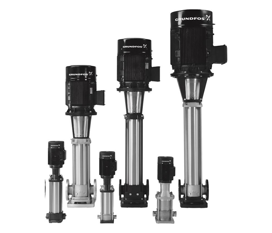 Grundfos BoosterpaQ and CRE-Plus Variable Speed Pump Systems From Grundfos Pumps
