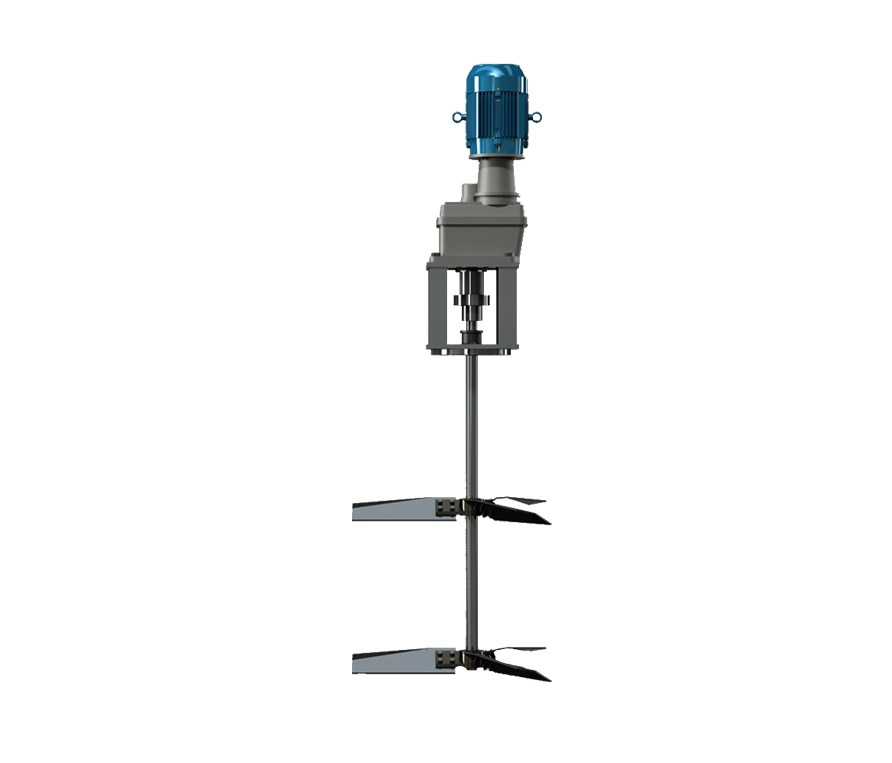HGD Series Parallel Shaft Top Entry Mixers from Cleveland