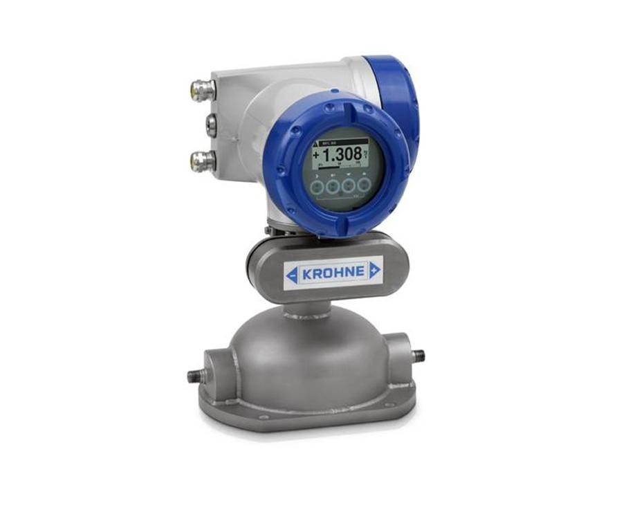 OPTIMASS 3000 Mass Flowmeter From KROHNE
