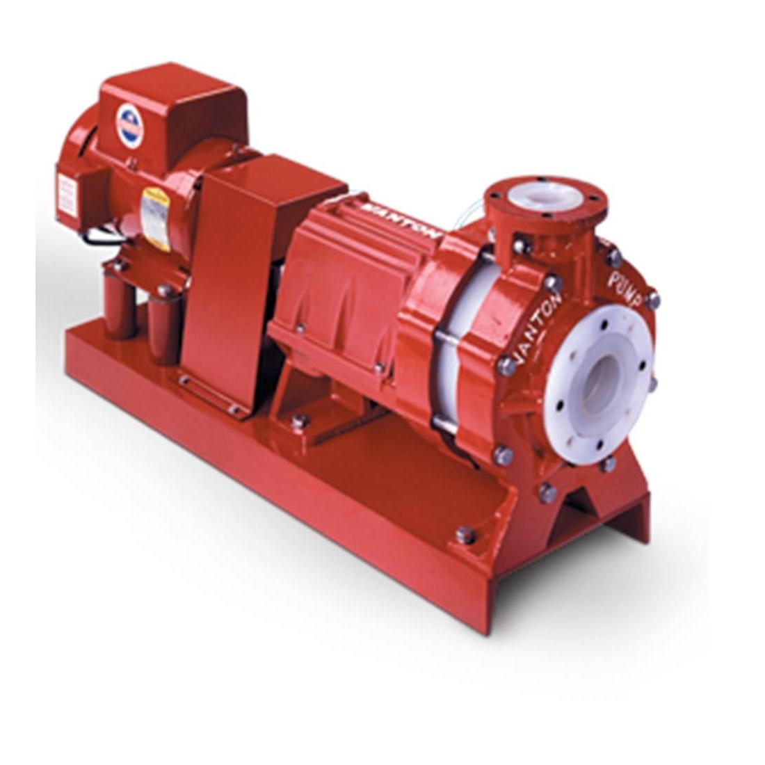 Thermoplastic Centrifugal Pumps Vanton CHEM-GARD CG®