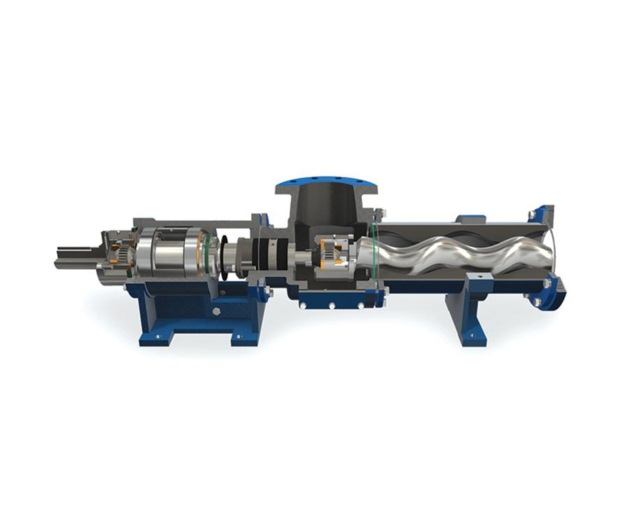 Metering Progressing Cavity Pumps