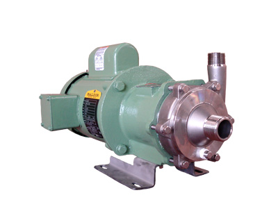 Magnetically Driven Sealless Centrifugal Mag-Drive Pumps MMP