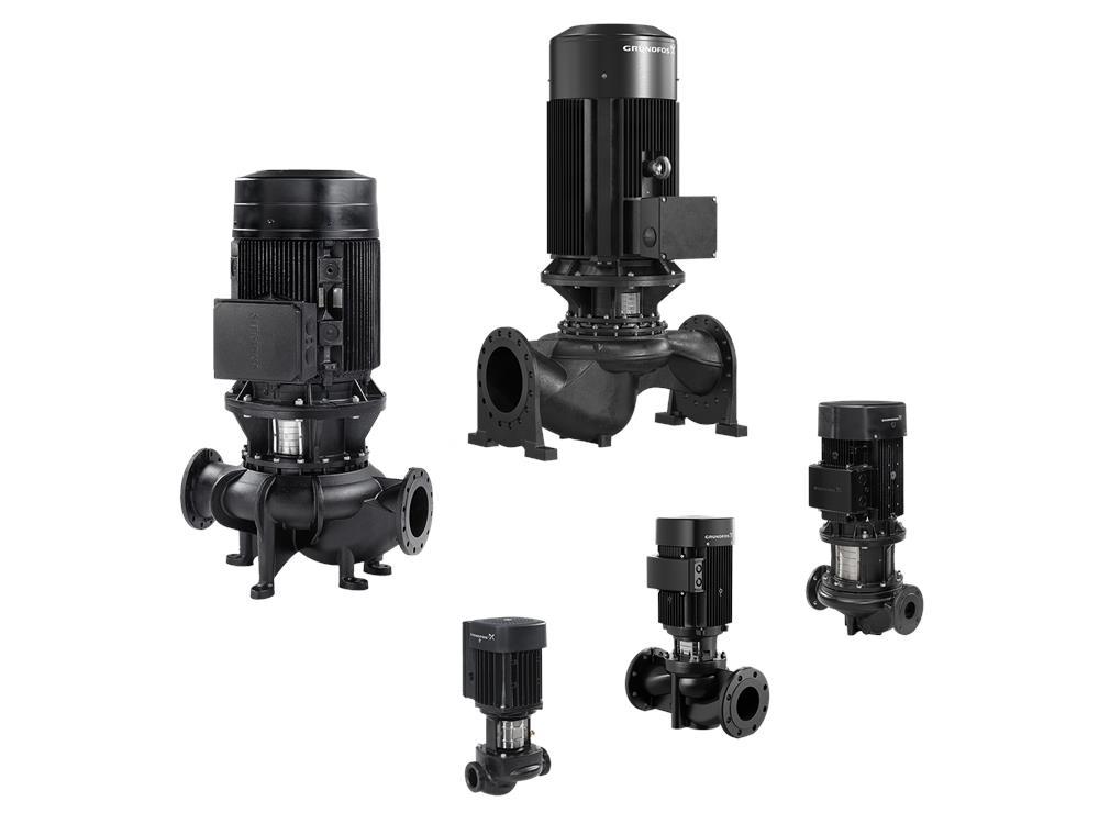 Grundfos TP pumps