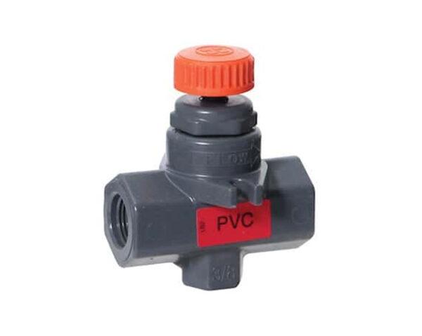 Pvc valves